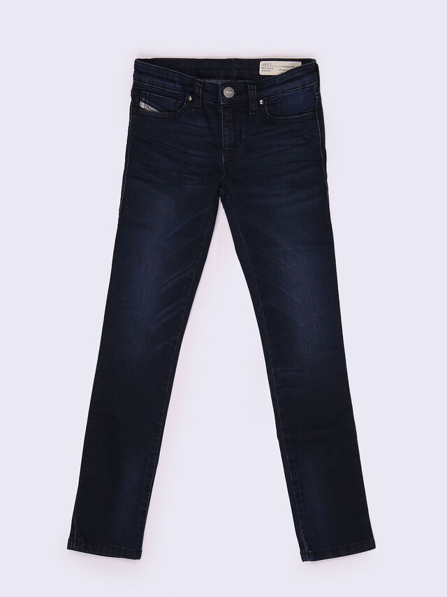 SKINZEE-LOW-J-N, Dark Blue