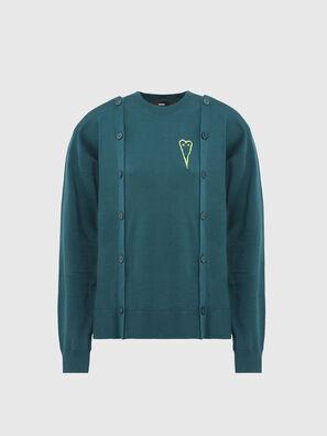 M-MIRANDA, Water Green - Knitwear