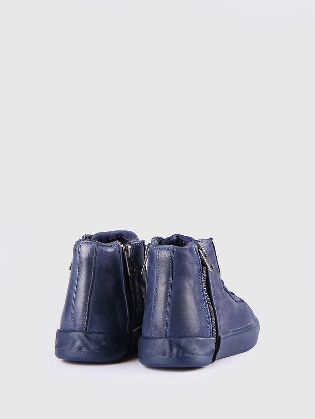 KIDS SN MID 24 NETISH YO, Navy Blue - Footwear - Image 3
