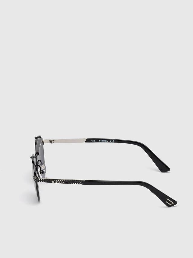 Diesel DL0239, Black - Eyewear - Image 3