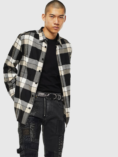 Diesel - S-MILLER-COUPE,  - Shirts - Image 4