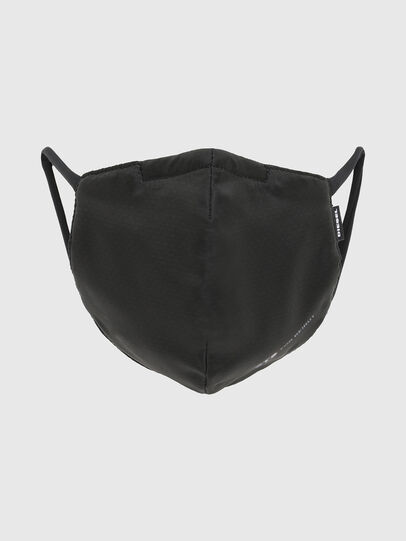 Diesel - FACEMASK-OTBXBEIRUT, Black - Other Accessories - Image 1