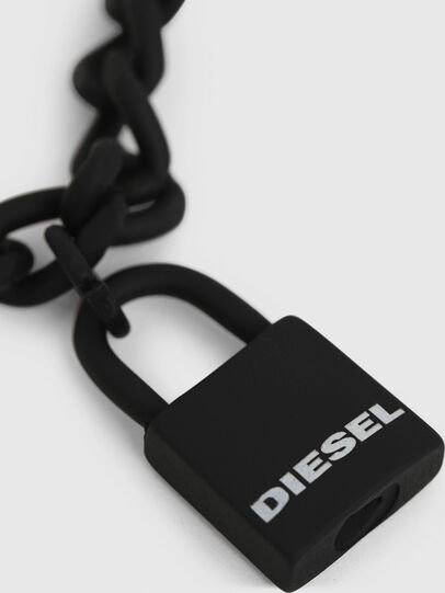 Diesel - A-NEZED, Black - Bijoux and Gadgets - Image 2