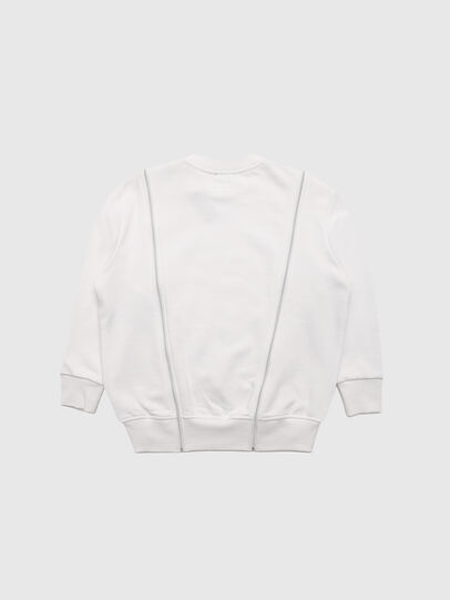 Diesel - SGEORGIA, White - Sweaters - Image 2