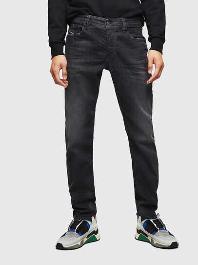 Diesel - Larkee-Beex 082AS, Black/Dark grey - Jeans - Image 1
