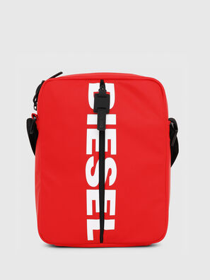 F-BOLD SMALL CROSS, Red - Crossbody Bags