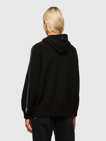 Diesel - M-LAZUR, Black - Knitwear - Image 2