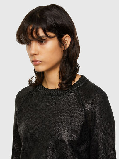 Diesel - M-NADYA, Black - Knitwear - Image 3