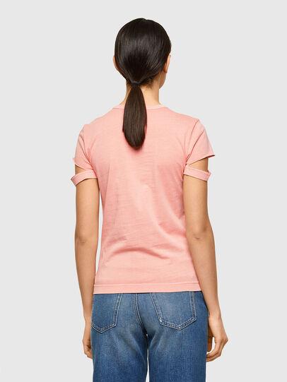 Diesel - T-BULLOCK-A1, Pink - T-Shirts - Image 2