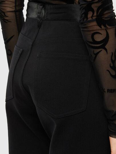Diesel - P-PAD, Black - Pants - Image 5