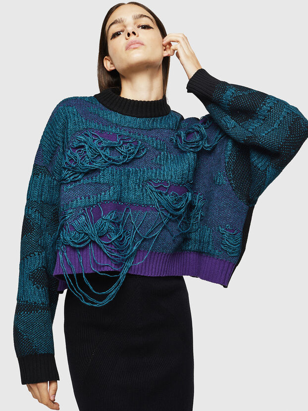 M-KAM,  - Knitwear