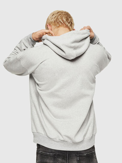 Diesel - S-DIVISION-D, Grey - Sweaters - Image 2