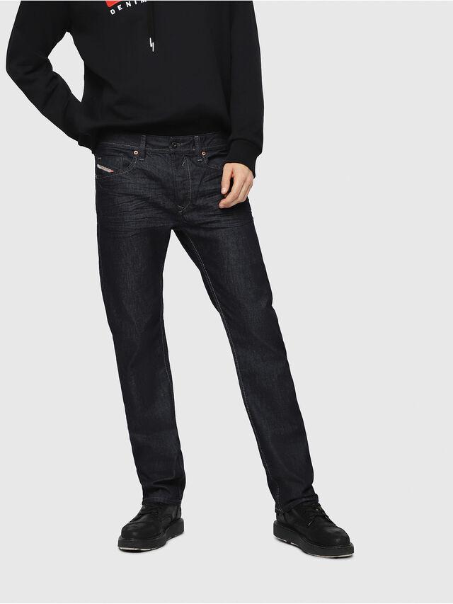 Diesel - Waykee 0088Z, Dark Blue - Jeans - Image 1