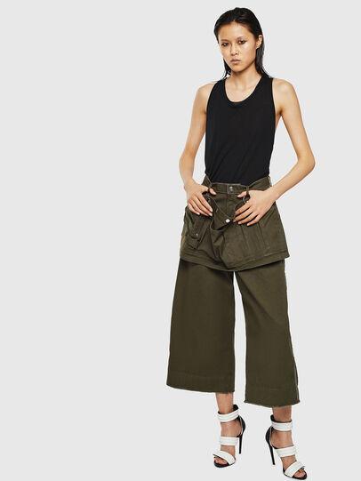 Diesel - P-RAEY, Military Green - Pants - Image 7