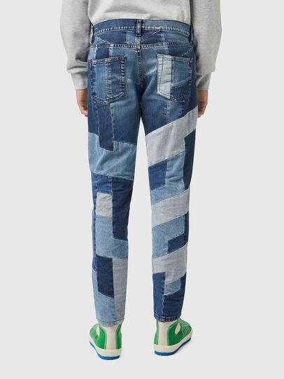 Diesel - D-Strukt 09A91, Light Blue - Jeans - Image 2