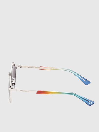 Diesel - DL0321, Multicolor - Sunglasses - Image 3