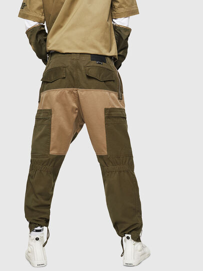 Diesel - P-LUKK, Military Green - Pants - Image 2
