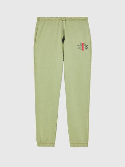 Diesel - UMLB-PETER, Green - Pants - Image 1