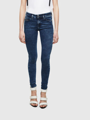 Slandy 0094Z, Dark Blue - Jeans