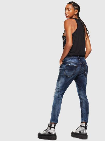 Diesel - Fayza JoggJeans 069KD, Dark Blue - Jeans - Image 5