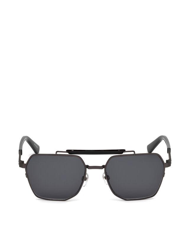 Diesel DL0256, Black - Eyewear - Image 1