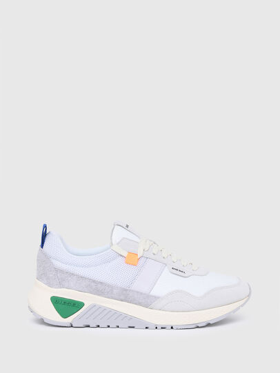 Diesel - S-KB LOW RUN, White - Sneakers - Image 1