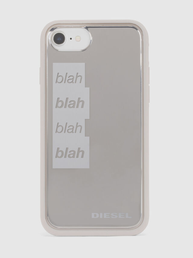 Diesel BLAH BLAH BLAH IPHONE 8 PLUS/7 PLUS/6s PLUS/6 PLUS CASE, White - Cases - Image 2