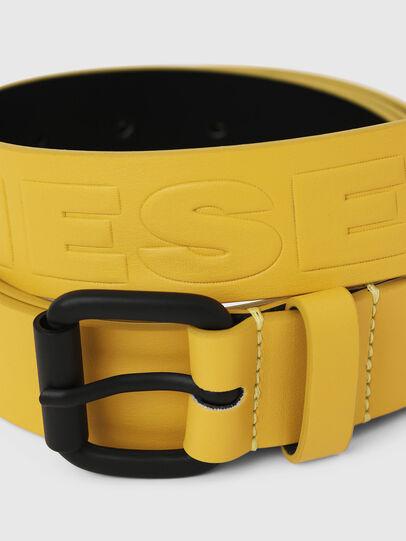 Diesel - B-SYNT, Yellow - Belts - Image 2