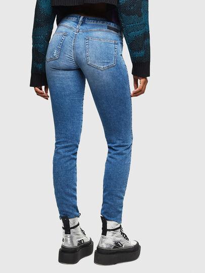 Diesel - Gracey JoggJeans 069IH, Light Blue - Jeans - Image 2