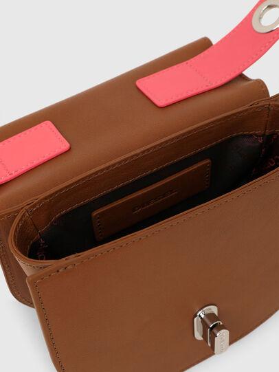 Diesel - MAGGIE, Light Brown - Crossbody Bags - Image 4
