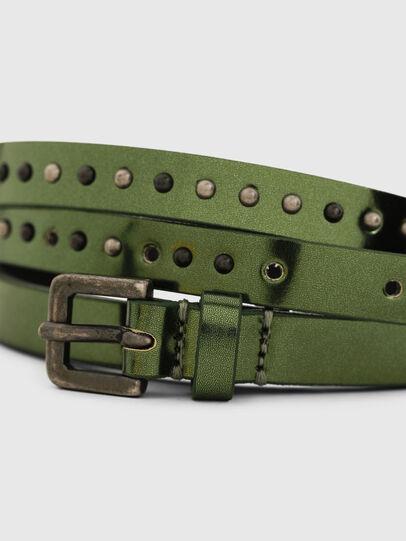 Diesel - B-DWRAP, Green - Belts - Image 2