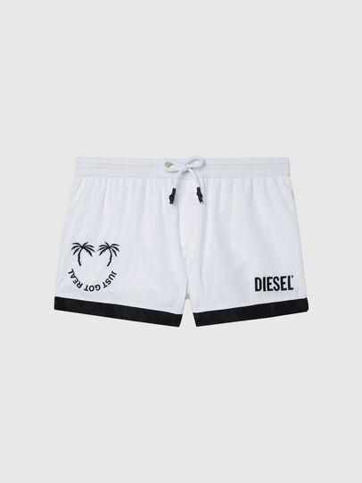 Diesel - BMBX-SANDY 2.017, White - Swim shorts - Image 4
