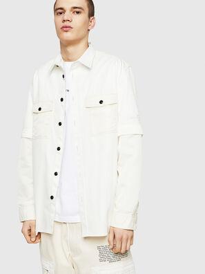 S-KOSOV, White - Shirts