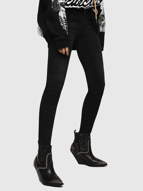 Slandy Low 069BU,  - Jeans