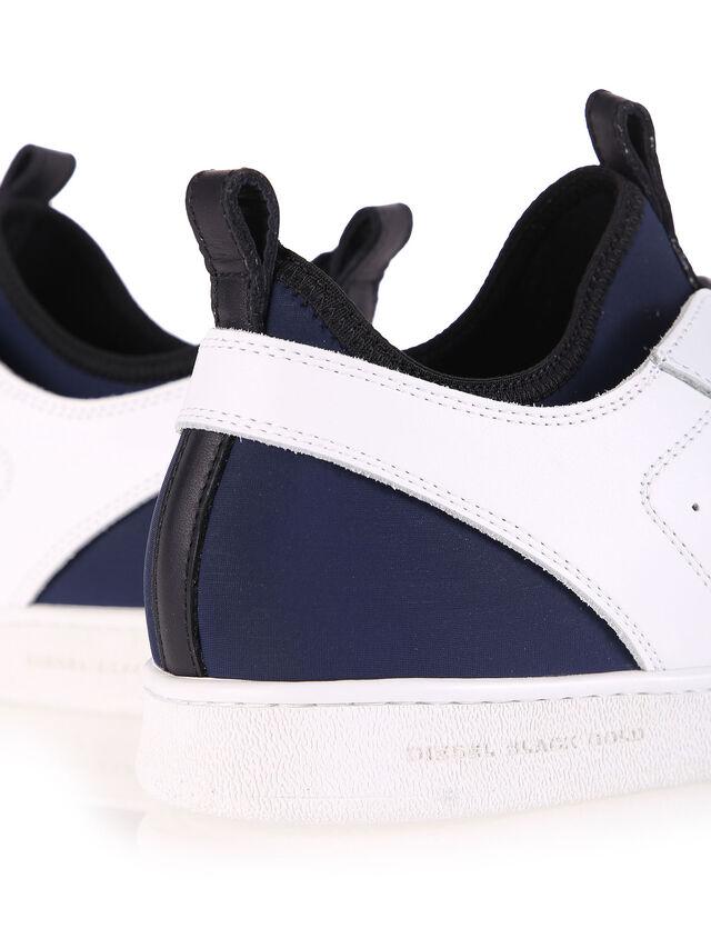 Diesel - S18ZERO, White - Sneakers - Image 6