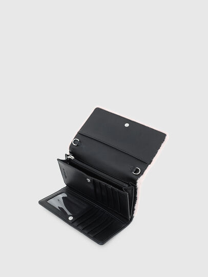 Diesel - GIPSI, Pink - Small Wallets - Image 6