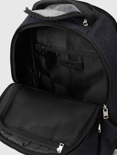 Diesel - PHILOT, Dark Blue - Backpacks - Image 4