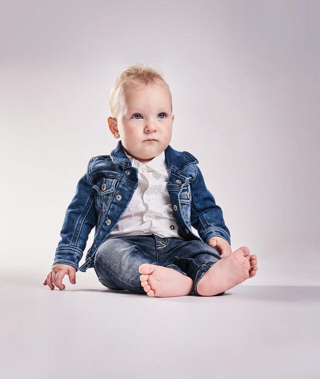 KIDS JAFFYB JOGGJEANS J, Blue Jeans - Jackets - Image 1