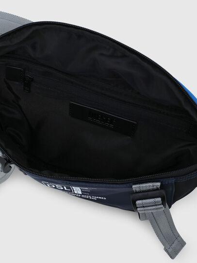 Diesel - MHAIR, Blue - Belt bags - Image 4