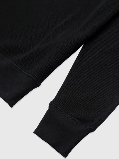 Diesel - UMLT-WILLY-W, Black - Sweaters - Image 4