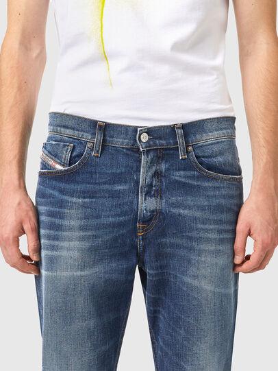 Diesel - D-Fining 09A92, Medium blue - Jeans - Image 3