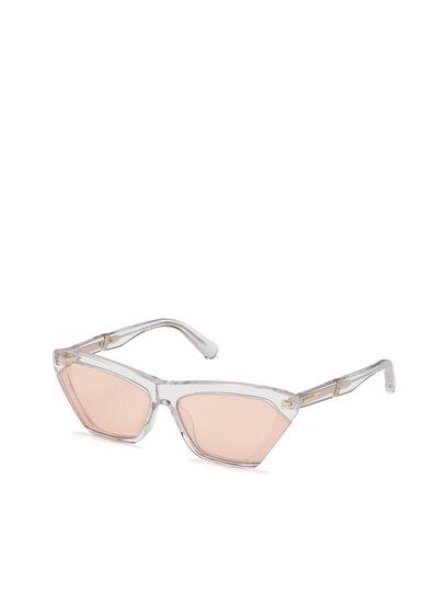 Diesel - DL0335, Pink - Sunglasses - Image 2