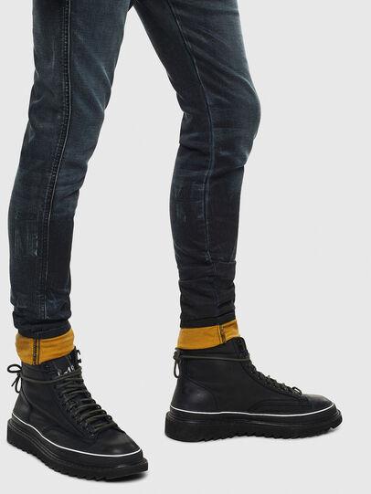 Diesel - D-Reeft JoggJeans 069MD, Dark Blue - Jeans - Image 6