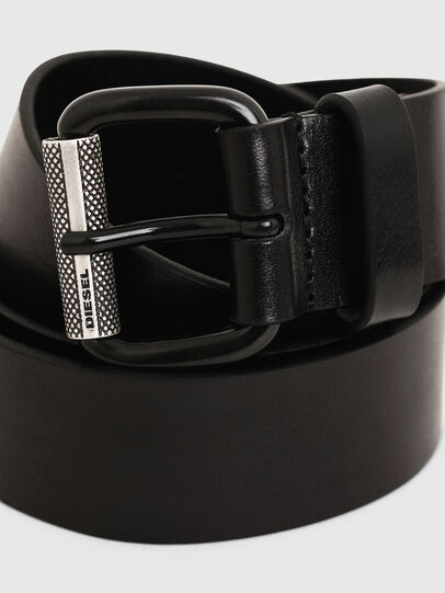 Diesel - B-READY, Black - Belts - Image 2