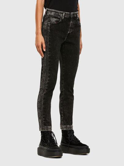 Diesel - Babhila 009FH, Black/Dark grey - Jeans - Image 5