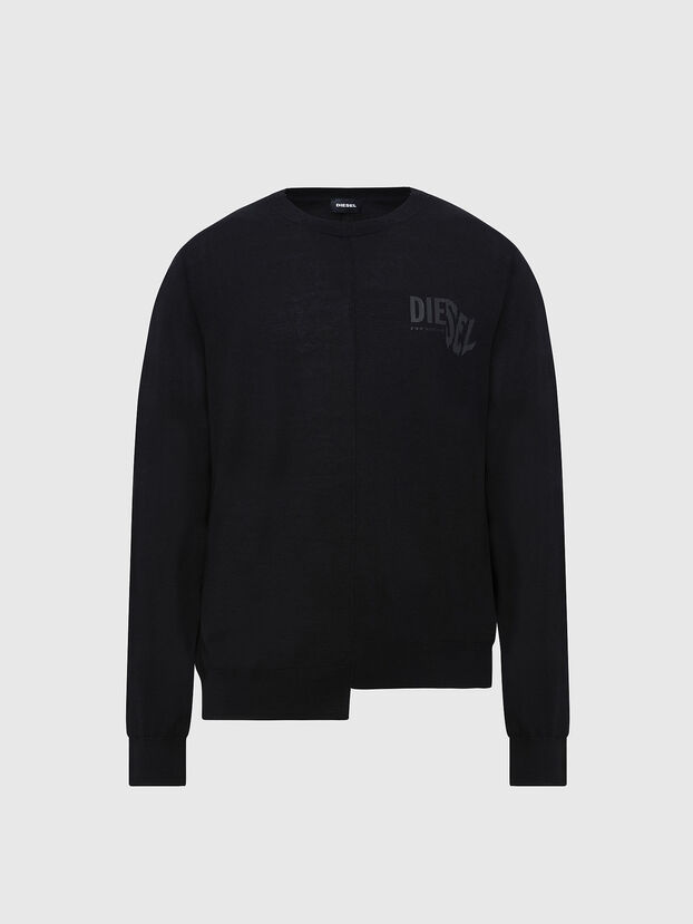 K-HUGH, Black - Knitwear