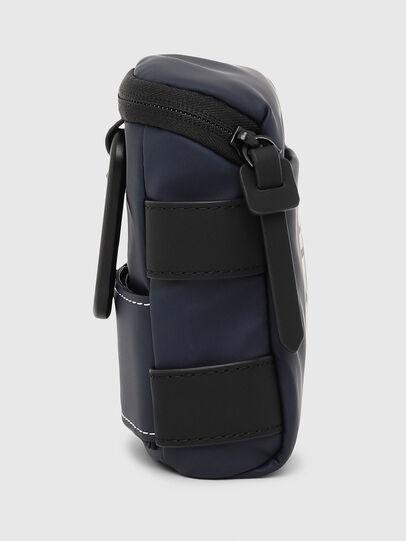 Diesel - SHOULDME, Dark Blue - Small Wallets - Image 3