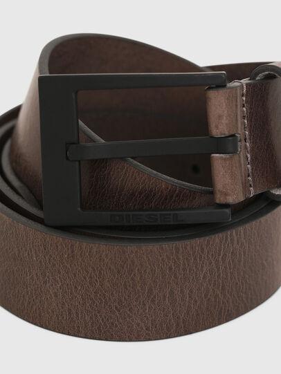 Diesel - B-SPAZZO, Brown - Belts - Image 2