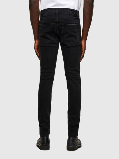 Diesel - D-Amny 084ZN, Black/Dark grey - Jeans - Image 2