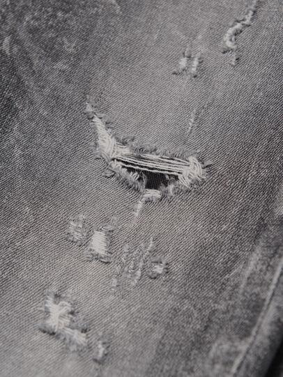 Diesel - D-EETAR-J, Black/Dark grey - Jeans - Image 4